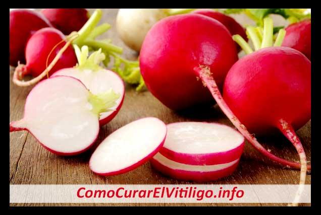 Alimentos para el Vitiligo