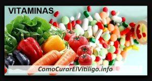 Vitaminas para El Vitiligo