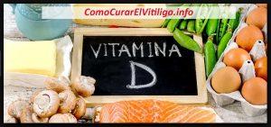 vitamina d para vitiligo