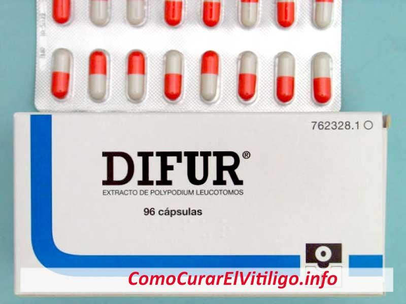 difur para vitiligo