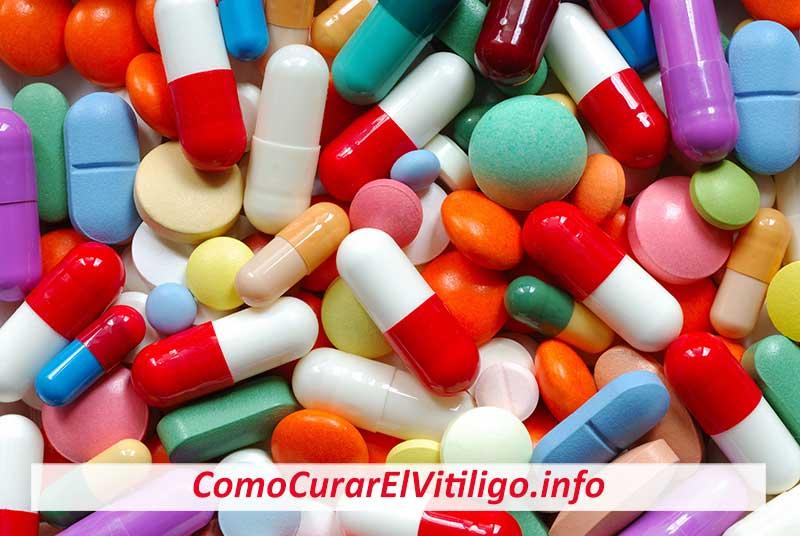 pastillas para el vitiligo